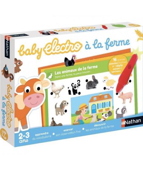 NATHAN Baby Electro - La Ferme