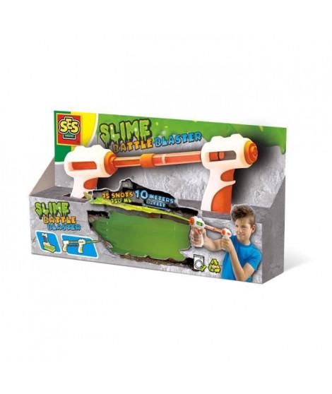 SES CREATIVE Pistolet lanceur de Slime