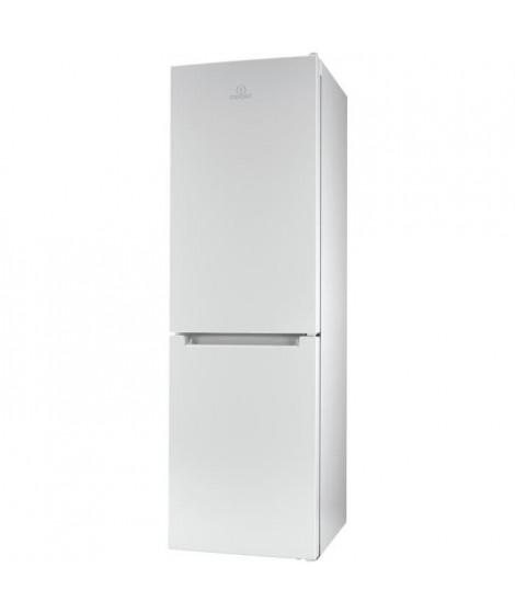 INDESIT LR9 S1Q F W - Réfrigérateur combiné-368L (257L + 111L)-Froid brassé réfrigérateur-Statique congélateur-A+-L60xH200cm-…