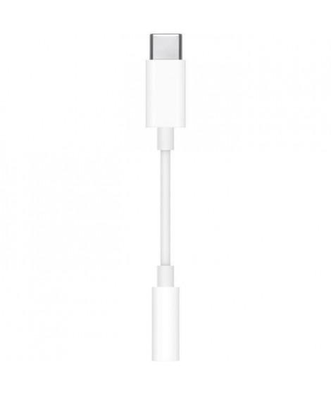APPLE Adaptateur USB-C vers mini-jack 3,5 mm