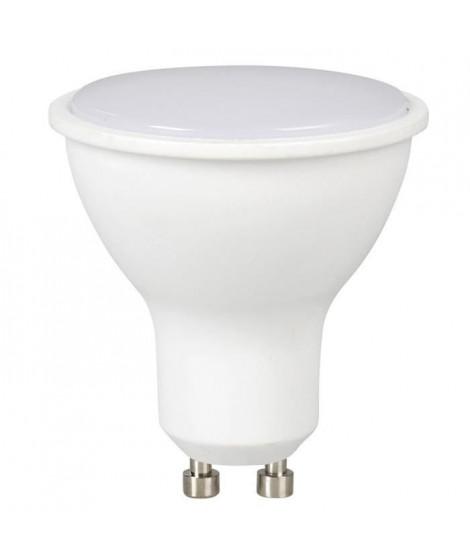 EXPERTLINE Ampoule LED GU10 7 W équivalent a 45 W blanc chaud