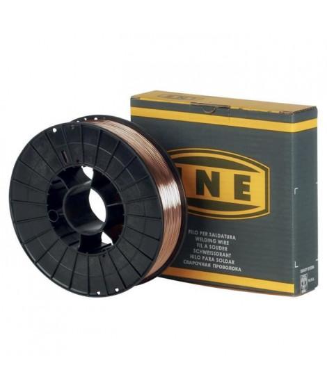 INE Bobine fil fourré pour soudure MIG/MAG sans gaz Ø fil 0,9 mm 4 kg
