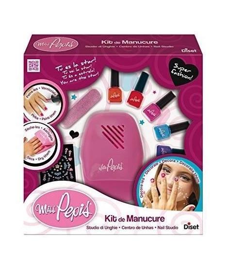 Miss Pepis - Le Kit de Manucure