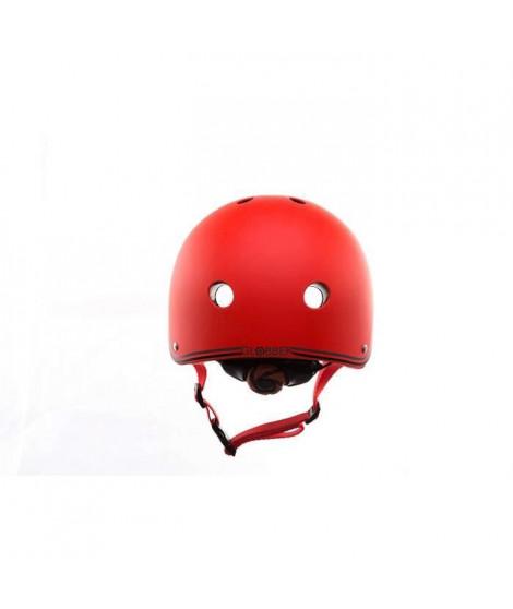 GLOBBER Casque proctection rouge XS/S (51/54 cm )
