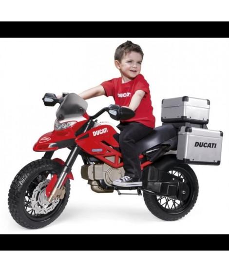 PEG PEREGO Moto Electrique Ducati Enduro