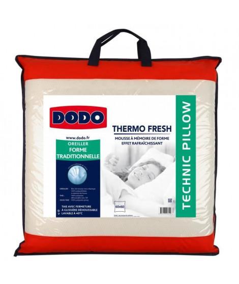 DODO Oreiller THERMOFRESH 60x60cm