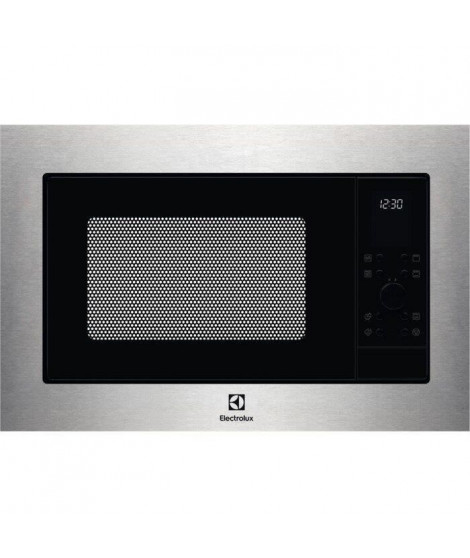 ELECTROLUX CMS4253EMX - Micro-ondes encastrable - 25L - 900W - grill - Inox