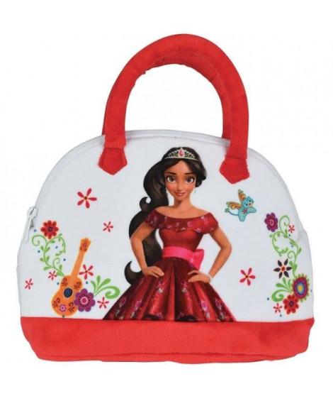 Jemini Disney elena d'avalor sac a main 'bowling' en peluche 27 cm pour enfant
