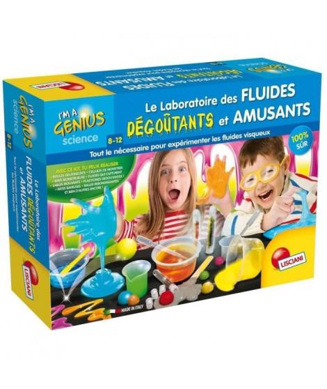 LISCIANI GIOCHI Le laboratoire des fluides dégoutants et amusants