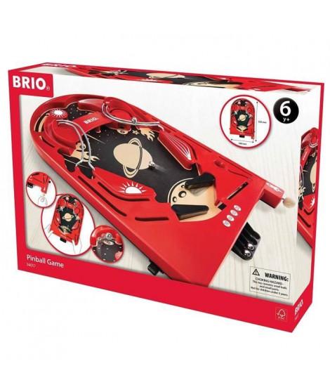BRIO - 34017 - Jeu de Flipper