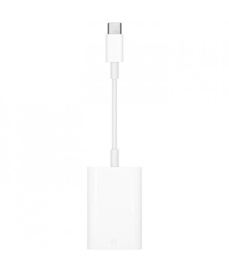 APPLE Adaptateur USB-C vers lecteur de carte SD