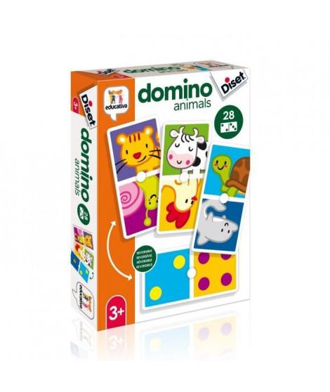 DISET - Domino Animaux