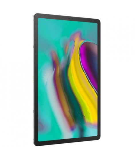 Tablette Tactile - SAMSUNG Galaxy TAB S5e - Stockage 128Go - WiFi - Argent