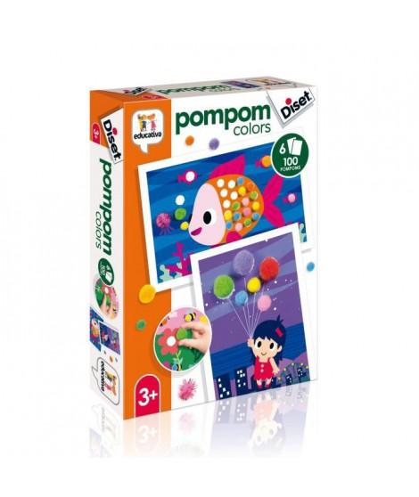 DISET - Pompons Color
