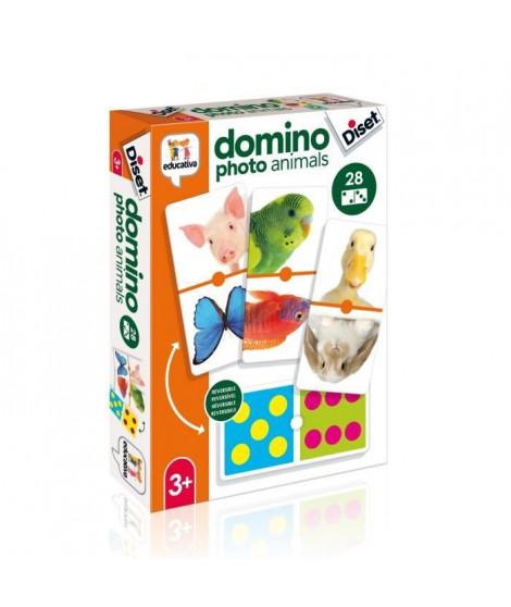 DISET - Domino Photo Animaux