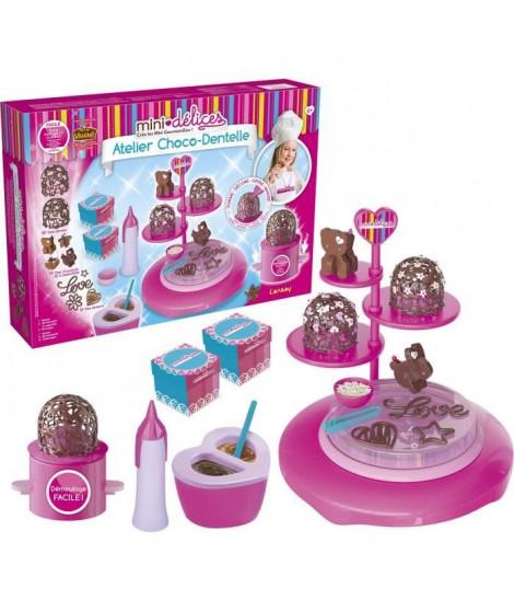 LANSAY Mini délices Jeu de cuisine Mon super atelier Choco Dentelle - Fille - a partir de 6 ans