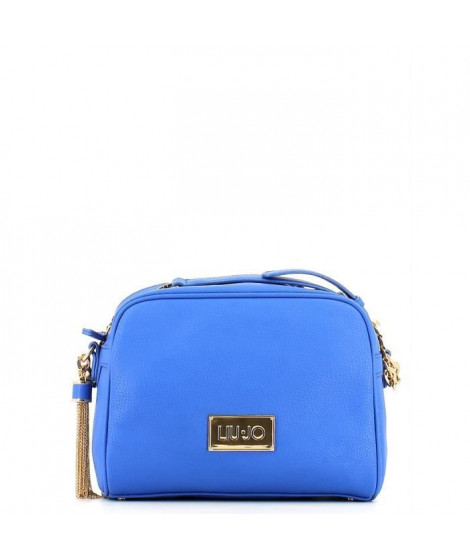 LIU-JO Sac a Bandouliere N16141E0086 Bleu Femme