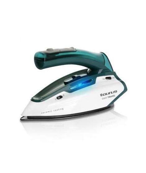 TAURUS 918914000 Fer a repasser Easy travel - 800/1100 W - Vert et Blanc
