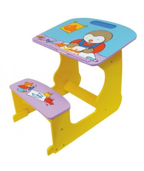 Fun House T'choupi pupitre - bureau pour enfant