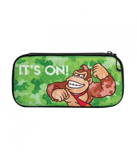 Housse Slim Camo Donkey Kong pour Nintendo Switch