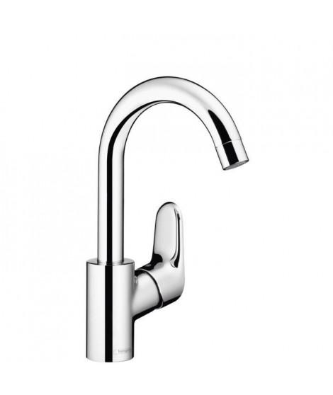 HANSGROHE Robinet mitigeur lavabo Ecos Swive - Corps orientable chromé