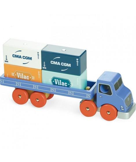 VILAC - VILACITY / Camion porte-conteneurs