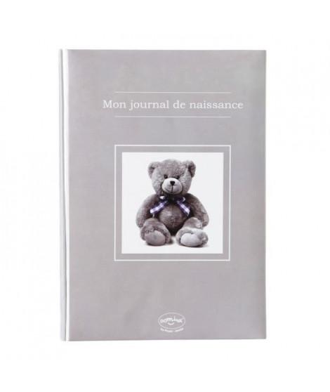 DOMIVA Mon Journal De Naissance Ourson 40 Pages