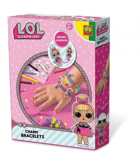 L.O.L Bracelets a charmes