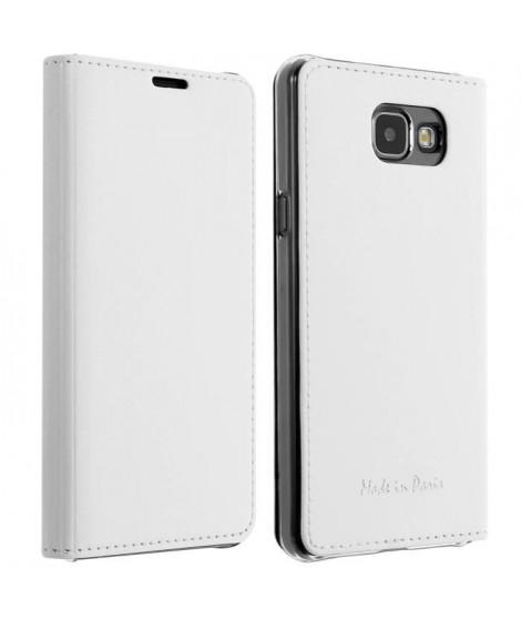 MUVIT Etui pour Samsung Galaxy A5 - Blanc