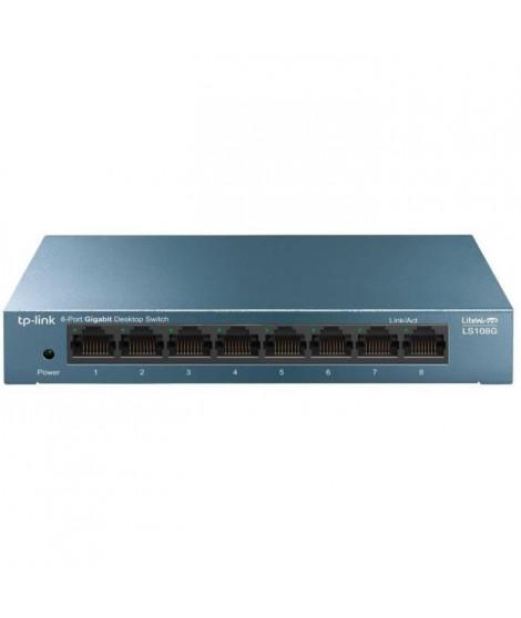 TP-Link LS108G Switch Ethernet 8 ports 10/100/1000 Mbps
