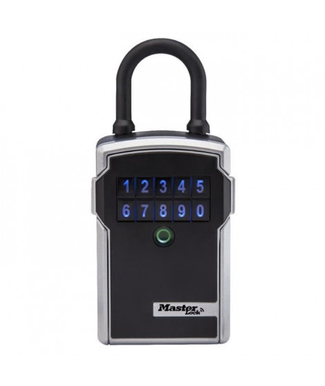 MASTER LOCK Boîte a Clé Connectée - Bluetooth ou Combinaison - A Anse