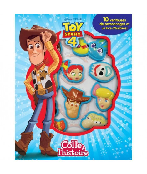 TOY STORY 4 Colle a l'Histoire