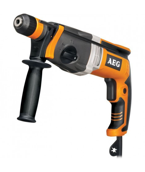 AEG Perforateur-burineur KH28SuperXEK - 1010 W - 2,8 J - Coupe : 28 mm