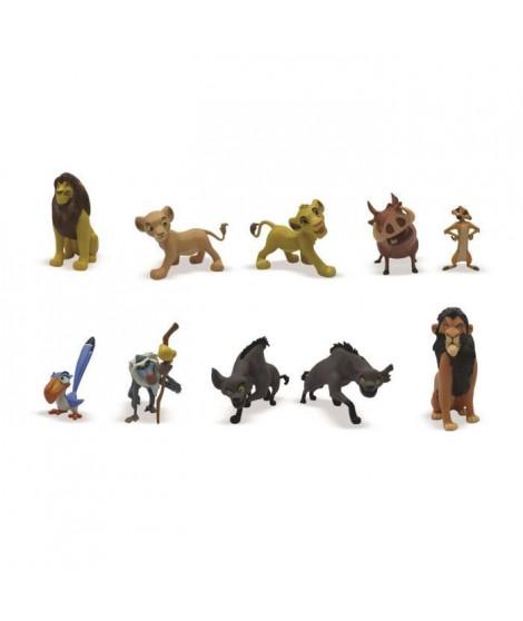 LE ROI LION Comptines et Figurines
