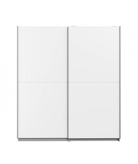 FINLANDEK Armoire de chambre ULOS style contemporain blanc - L 170,3 cm