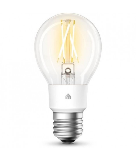 TP-LINK Ampoule connectée WiFi a Filament KL50 Kasa - LED - E27 - 7 W