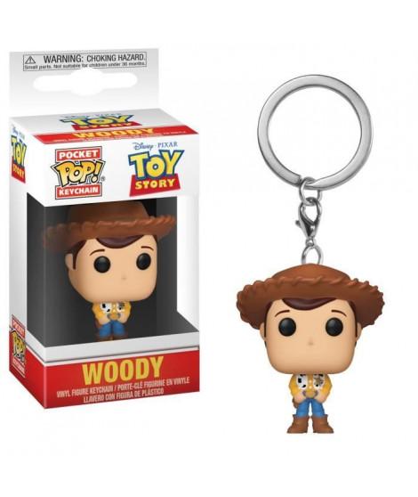 Porteclé Funko Pocket Pop! Toy Story: Woody