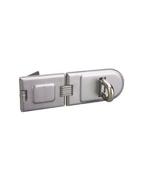 MASTERLOCK Porte-cadenas moraillon acier cem 20cm
