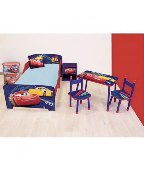 CARS Pack chambre complete enfant - 8 éléments