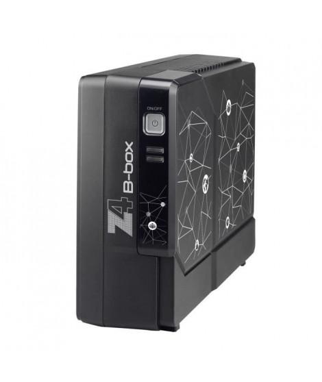 INFOSEC Onduleur haute fréquence Z4 B-Box EX 700 - 700 VA 3 Prises FR/SCHUKO