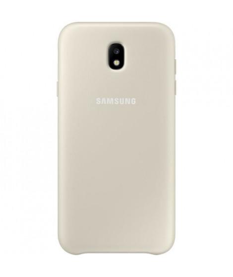 Samsung Coque rigide J3 2017 - Doré