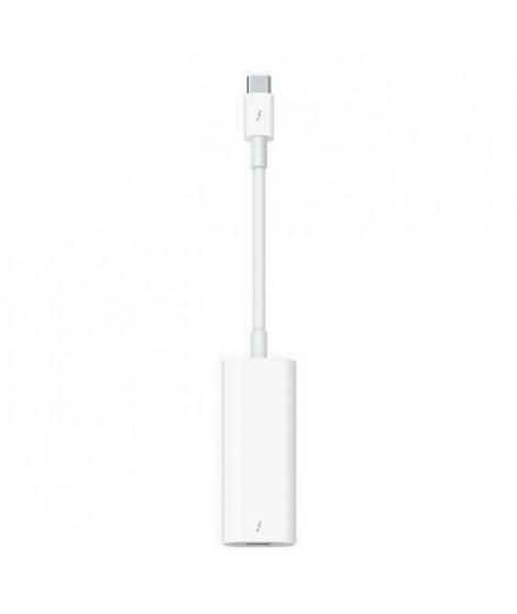 Adaptateur Thunderbolt 3 (USB-C) vers Thunderbolt 2