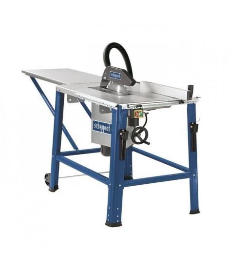SCHEPPACH Scie circulaire sur table 315 mm 2200 W inclinable 230 V avec rallonge de table HS120o