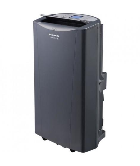 TAURUS AC 350 RVKT Climatiseur mobile réversible 3500 watts -  12000 Btu - Programmable - Silencieux - Kit fenetre inclus
