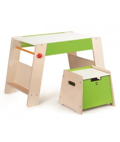 HAPE Kit tabouret et plateau de jeu