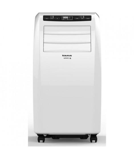 TAURUS Climatiseur mobile monobloc AC 293 - 2900 W - Blanc