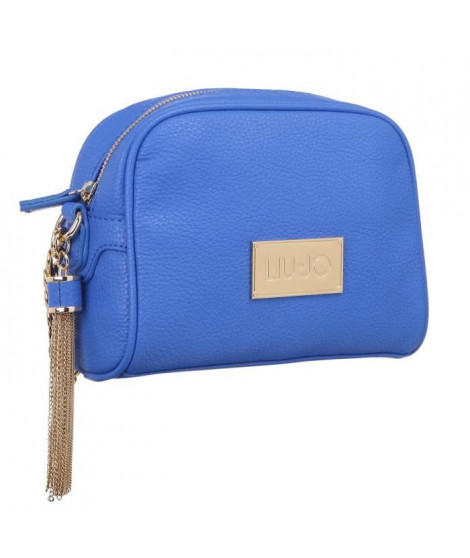 LIU-JO Sac a Bandouliere N16140E0086 Bleu Femme