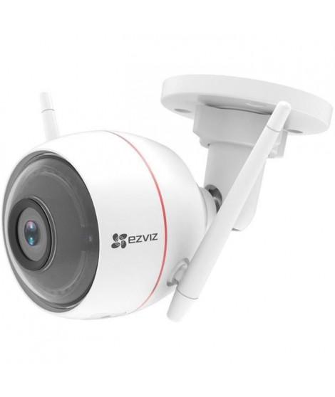 EZVIZ Caméra de surveillance extérieure C3W 720p - WiFi - Sans fil