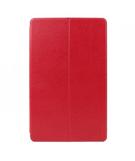 MOBILIS Etui de protéction dédié type folio - Pour Galaxy TAB A 10,5 - Rouge