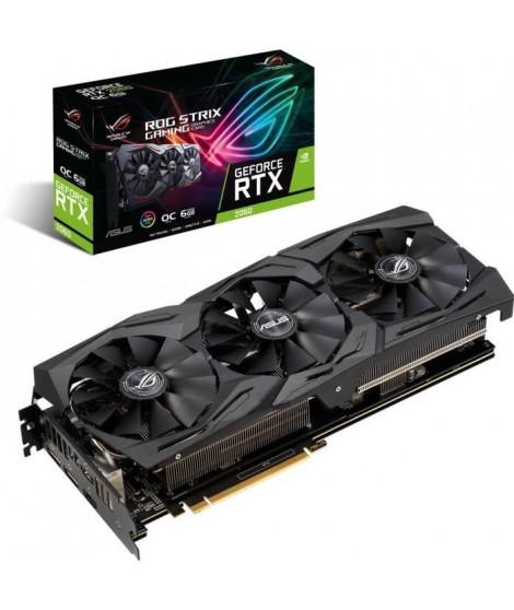 ASUS Carte graphique GeForce RTX 2060 STRIX OC Gaming - 6 Go